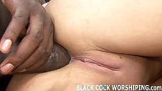 Her White Pussy Want My Black Cock - duration 17:01