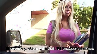 Big Boobs Smokin Blonde Teens In Public - duration 7:35