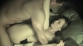 amateur wife fucking in threesome - duration 14:40