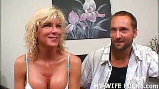 Cuckold Wife Filmed Fucking Her Step Brothers Hole - duration 14:09