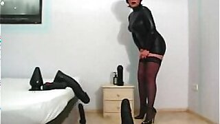 Chemy Naughty wife fucks with agent - duration 6:41