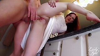Hot Fem cuckold gives it to his client - duration 15:38
