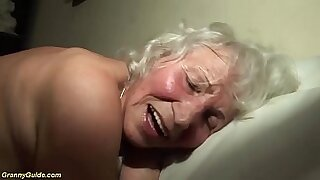 Skinny Granny Raw Thing Extreme - duration 12:25