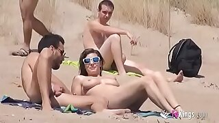 Real Sexy Guys Naked on the Beach - duration 33:12