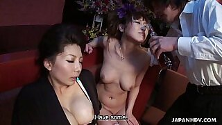 Three Japanese Bosses Deserve Some Cum - duration 8:46