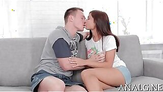Interracial anal threesome party with Arisa, Krystal, Charlotte, Jaimes Syri - duration 5:33