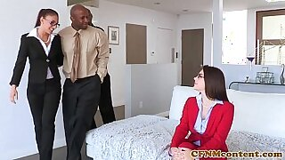 Sexy Valentina Nappi femdom ass on BRI - duration 8:32
