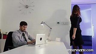 Jordan Evans Deepthroats Her Boss Daybang Uncensored - duration 10:29