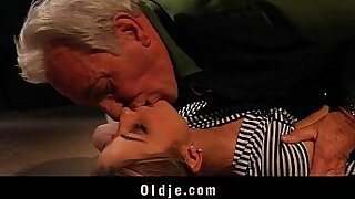 Young blonde teen cuck lab rock full - duration 6:04