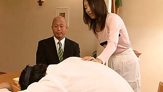Asian slut cheating on her man in his home - duration 1:01