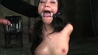 latino - Hot Latina Vicki Chase in Bondage