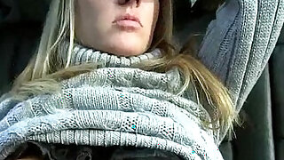 Seil-Sex - Public Pickups Czech Teen Fucks For Cash In The Street 30
