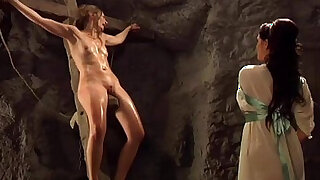 Mistress Strapon To Two Slaves - duration 7:00