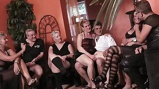 German Mature Swinger Couples - duration 13:00