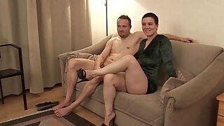 Casting Amateur young Couple - duration 6:00