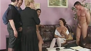 Mature fucking younger studs - duration 5:00