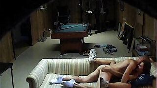 Blow By Blow Hardcore sex Action Caught On Spycam - duration 5:00