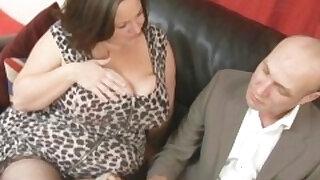 Big Tits Mature Roxy J Gets Fucked - duration 6:44