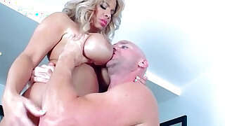 Mature Lady alyssa lynn Act Like Star Riding Big Mamba Cock video - duration 7:00