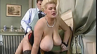 Big tit blonde BBW gets a good fucking - duration 13:00