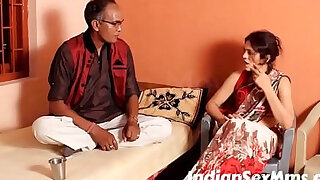 Budhe Ke Sang Jawan Ladki kiss boob press n pantyshow new - duration 13:00
