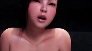 3D Big Tits Girl - duration 24:00