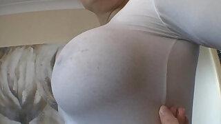 Big tits English milf wet boobs - duration 2:00