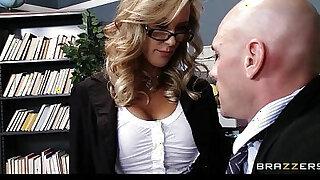 School principal Brandi Love gives school teacher a sex ed lesson - duration 7:00