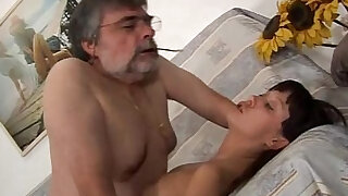 Italian dad fucks young daughter - duration 15:00