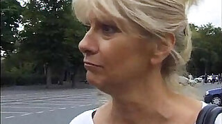 My french Anal Granny - duration 27:00