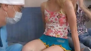 Claire is a sexy woman and a virgin who wants sex - duration 5:00