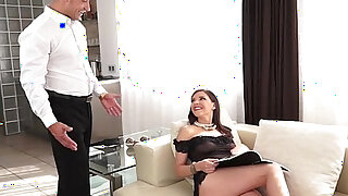 Hot russian babe anal fuck at saboom - duration 8:00