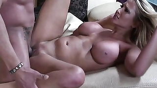 Cockriding milf facialized and pussyfucked - duration 28:00