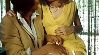 Annette Haven, Lisa De Leeuw, Paul Thomas in classic xxx site - duration 15:00