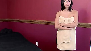 Young Hottie Gets Erotic Massage and Happy Ending - duration 50:00