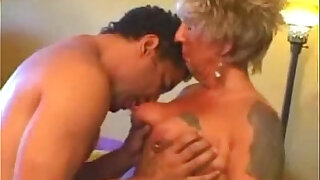 German Granny gets Fucked - duration 14:00