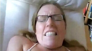 Amateur gets anal sex from boyfriend - duration 8:00