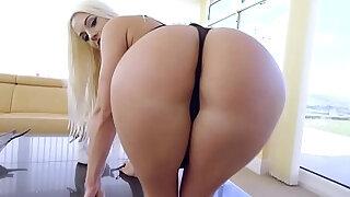 Hot maid deep in her throat blowjob Keiran Lees cock - duration 7:00