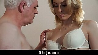 Super Hot Tattooed Blonde Is Realcom Peculiar Pornstar Barefoot - duration 6:49