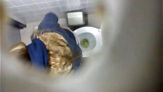 toilet spy cam at school - duration 2:00