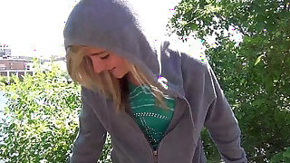 beautiful fresh teen scared but masturbating in public in cedar rapids iowa - duration 14:00