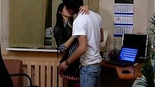 Teen Sasha Rose takes cash for sex - duration 5:03