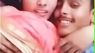 Hot sexy Indian girlfriend fucked by a man on stage - duration 2:44