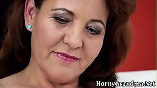 Hottie granny bent over - duration 6:11