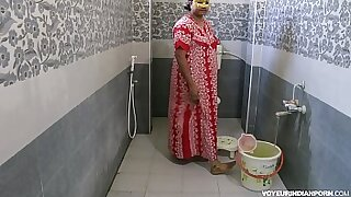 PVC Indian Gives Shower to his Assistant - duration 11:14