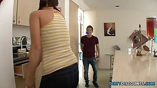 adult spanking for oriental teen - duration 28:58