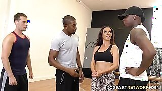 My First ANAL Model Cuckold Rose - duration 11:18