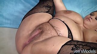 Chubby busty couples Kendra Rubby and Oral Sex - duration 9:36